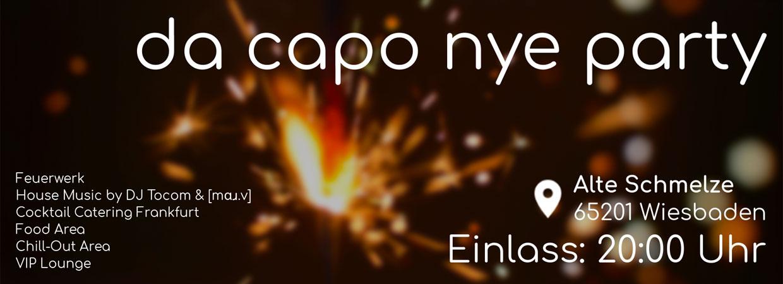 Da Capo Silvester 2018